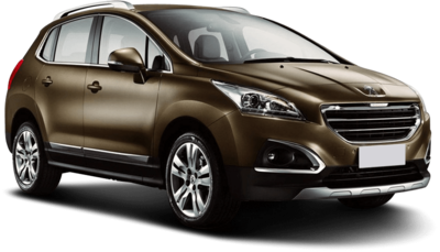 Peugeot 3008 Car Hire | Sixt rent a car