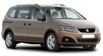 7 Seater People Carriers & Car Hire - Sixt rent a car
