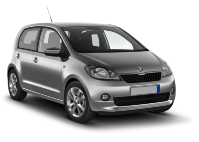 Skoda Citigo hire