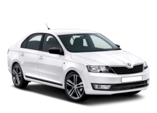 Hire an Automatic Skoda Rapid from Sixt