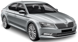 Skoda Superb Hire