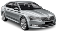Skoda Superb Automatic Hire