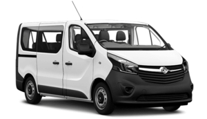 7 Seater People Carriers Car Hire