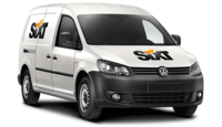 Rent a VW Caddy delivery van with Sixt