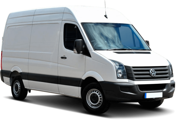 vw crafter van hire with sixt car rental