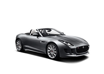 Sixt rent a car offers great prices on luxury Jaguar F-Type Convertibles