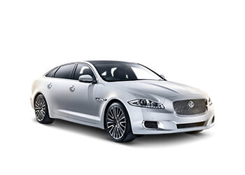 Rent a Jaguar XJ Luxury car hire from Sixt