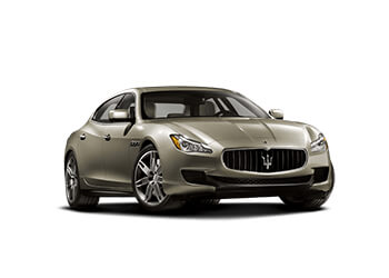 Maserati Quattroporte Luxury car hire from Sixt rent a car