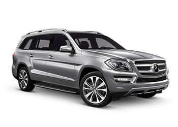 Rent a Mercedes-Benz GL350 Luxury 4x4 hire from Sixt