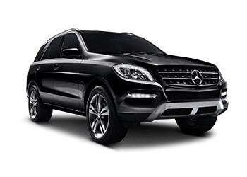 Book a Mercedes ML350 Luxury 4x4 rental from Sixt