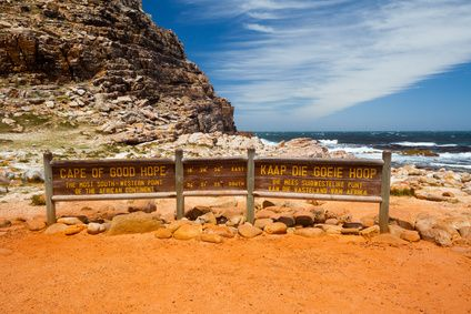 Cape of Good Hope headland on the Cape Peninsula