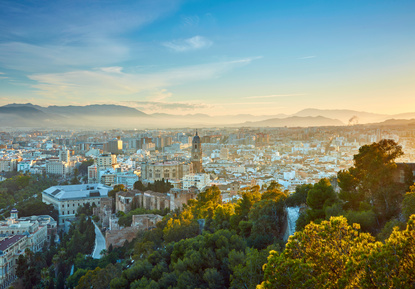 City View of Malaga