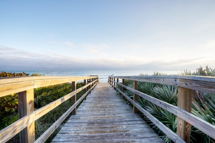 Canaveral National Seashore view