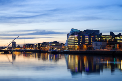 Dublin waterfront