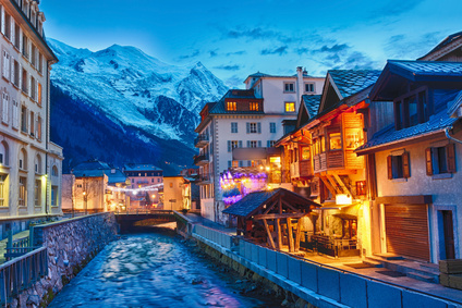 Chamonix, Switzerland