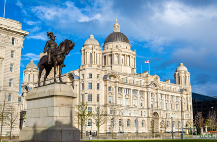 Liverpool three graces building