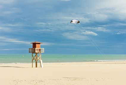 Narbonne beach - Sixt rent a car