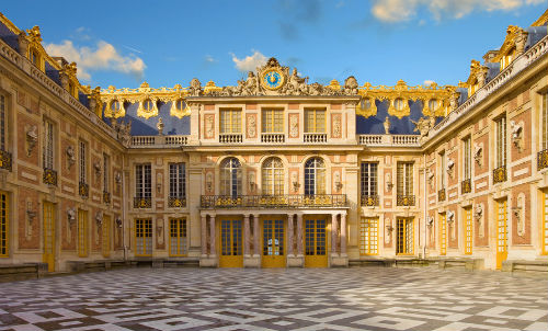 Versailles in Paris