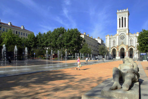 Saint-Etienne City Centre