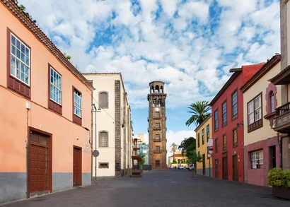 La Laguna, Tenerife, Canary Islands