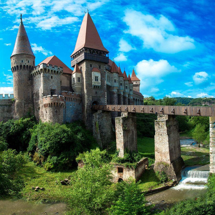 Top Places To Visit Romania: Romania Car Hire