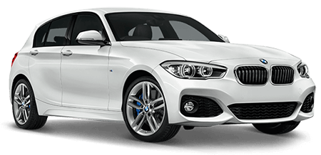 BMW 1 Series Compact Hire