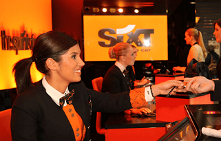 Sixt Car Hire Services at Malaga Airport