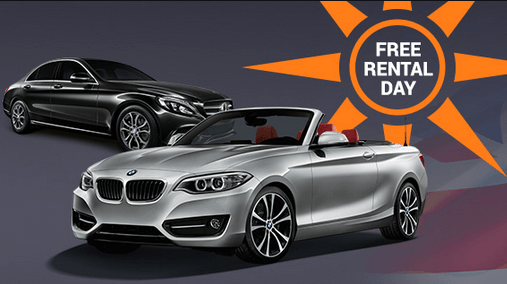 Get 7 days of Sixt car rental for the price of 6!