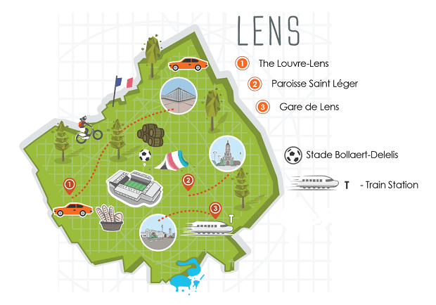 Euro Cup Lens 2016 Guide