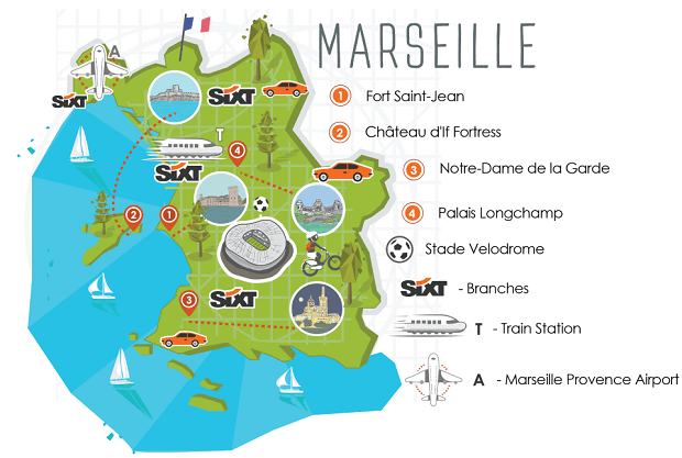 Marseille Euros 2016 Travel Guide