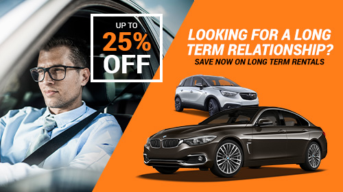 Sixt Car Hire Special Offers & Discounts!