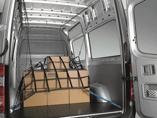 Load Securing   Sixt rent a van