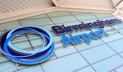 Birmingham International Airport Car Rental