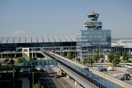Prag Vaclav Havel Airport