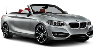 BMW 2 Series Convertible Hire