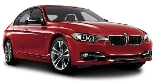 BMW 3 Series Hire