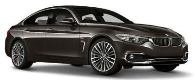 Hire a BMW 4 Series Gran Coupe with Sixt