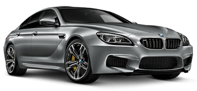 BMW M6 Gran Coupe Hire