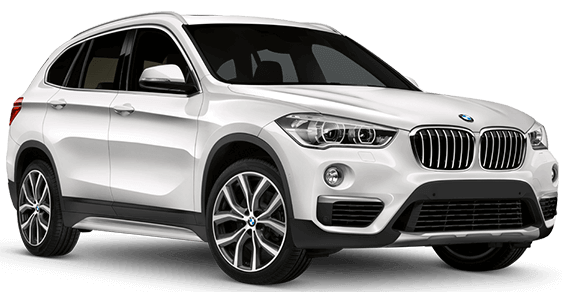 BMW X1 Rental from Sixt
