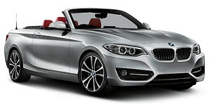 BMW 2 Series Convertible Cabrio Sixt rent a car