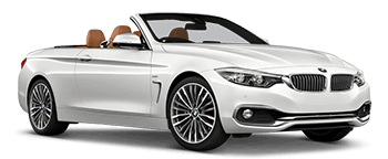BMW 4 Series Convertible Hire in USA