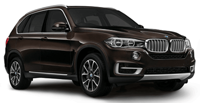 BMW X5 Hire from Sixt