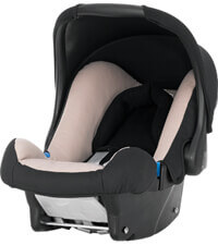 Britax Baby Safe Baby Seat for your Sixt Car Hire