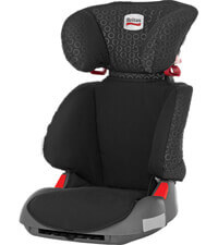 Booster Seat Britax Adventure at Sixt Car Hire