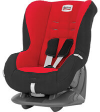 Child Seat Britax Eclipse at Sixt Car Hire