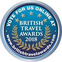 British Travel Award Nominee Link