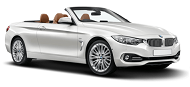 BMW 4 Series Convertible Hire Sixt