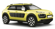 Citroën Cactus Car Hire