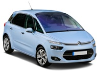 Citroen C4 Picasso Sixt rent a car