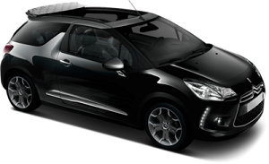 Citroen DS3 Car Hire